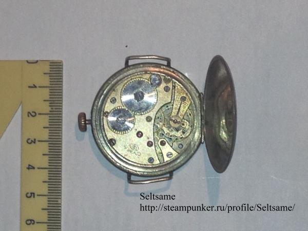 Часы наручные, одна штука. Для затравки. (Фото 12)