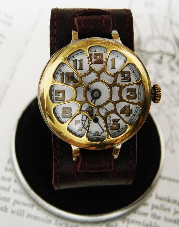 Часы наручные, одна штука. Для затравки. (Фото 7)