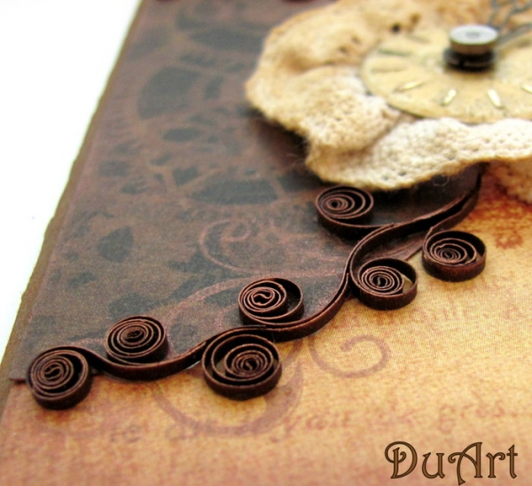 Steampunk and Quilling (Фото 3)
