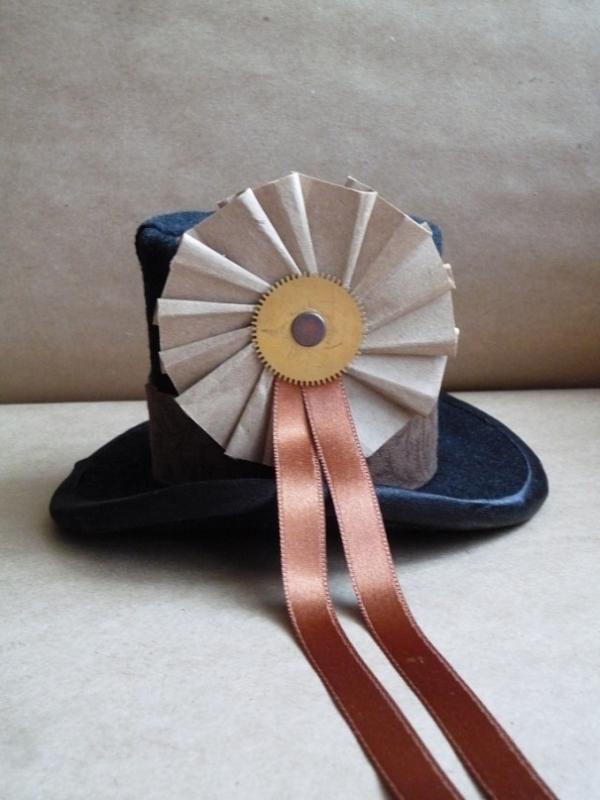 Цилиндр-шляпка Госпожи  Мариоланы (Фото 4)