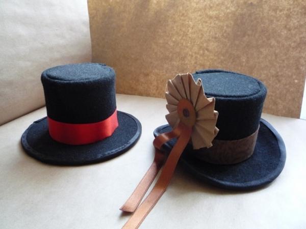 Цилиндр-шляпка Госпожи  Мариоланы (Фото 9)