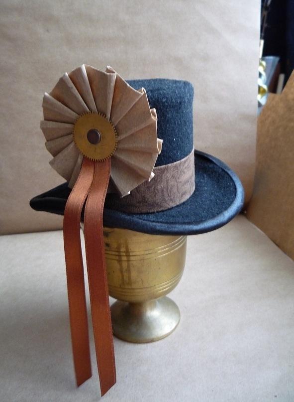 Цилиндр-шляпка Госпожи  Мариоланы (Фото 7)