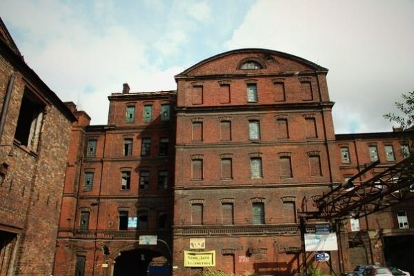 Промышленность 19 века: Завод Треугольник, часть 1.