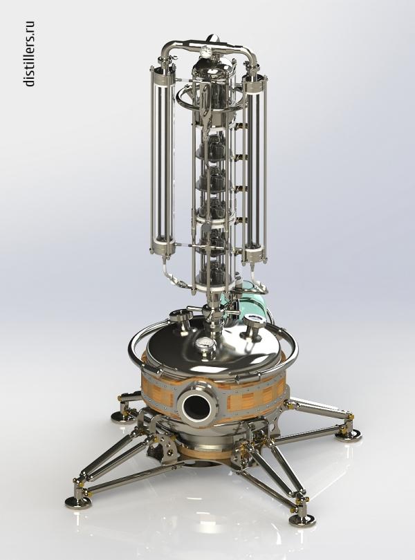 колонный самогонный аппарат