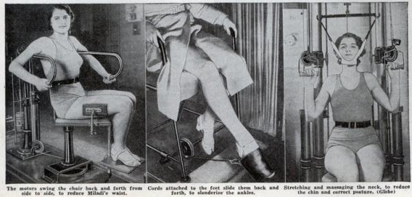 Винтажный спорт для леди (Фото 4)