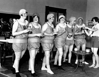 Винтажный спорт для леди (Фото 5)