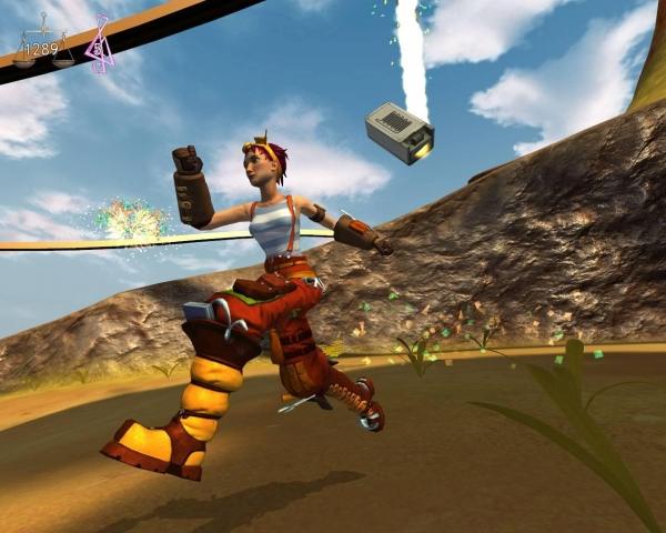 Cargo - The Quest For Gravity психо-игра,но с элементами нами всеми любимыми))) (Фото 2)