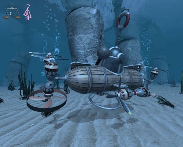 Cargo - The Quest For Gravity психо-игра,но с элементами нами всеми любимыми))) (Фото 4)
