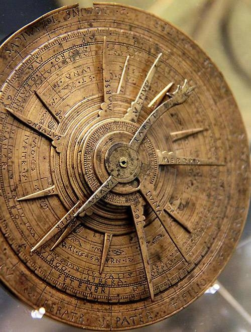 Астролябия (Фото 17)
