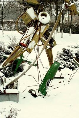 Робот Квазар отгоняет багов. (Фото 4)