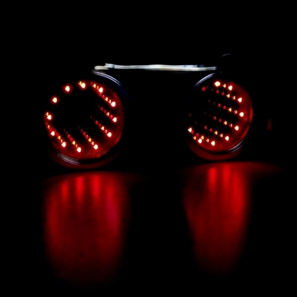 TGo. Гоглы с эффектом тоннеля. (Фото 7)