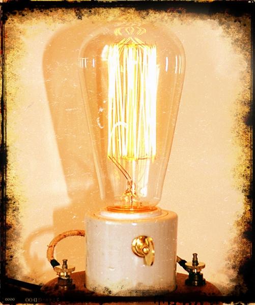 Лампы Эдисона в Санкт-Петербурге