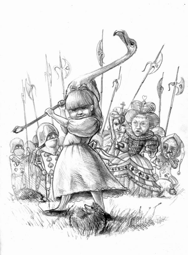 Алиса в Стране Чудес (Фото 12)