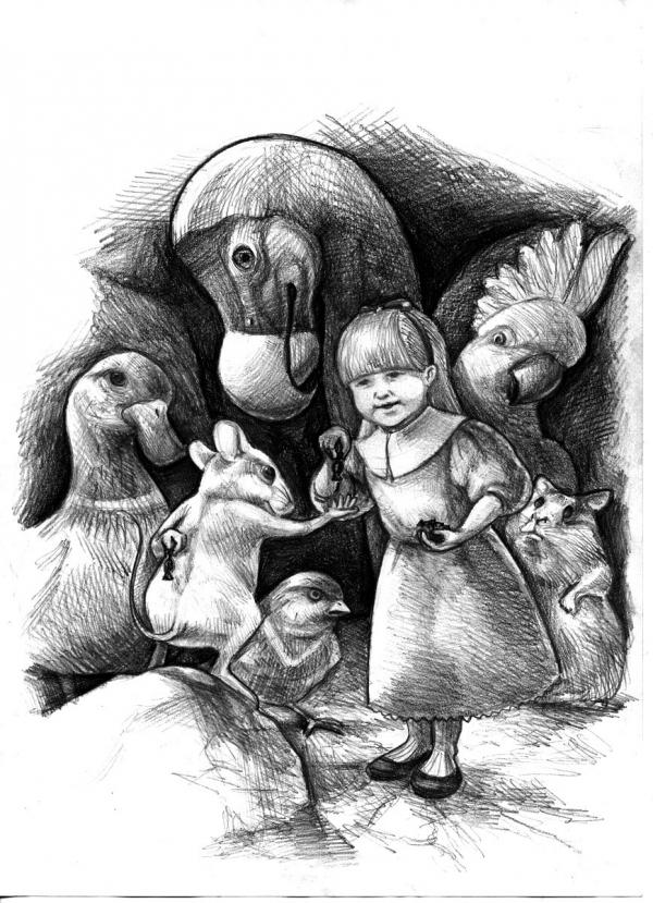 Алиса в Стране Чудес (Фото 5)