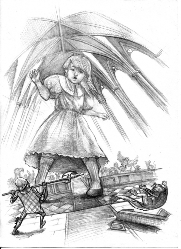 Алиса в Стране Чудес (Фото 16)