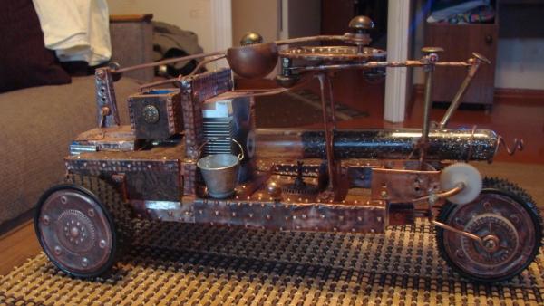 Двигатель Стирлинга (Фото 6)