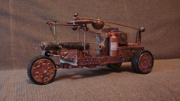 Двигатель Стирлинга (Фото 2)