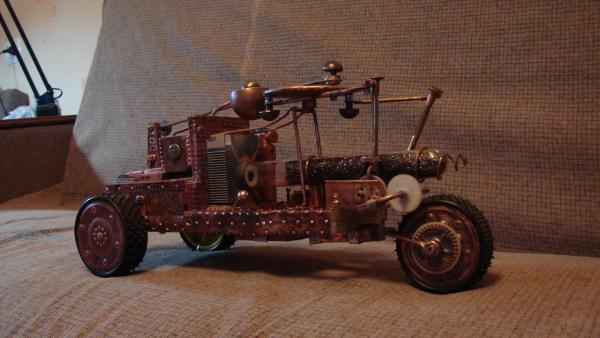 Двигатель Стирлинга (Фото 3)
