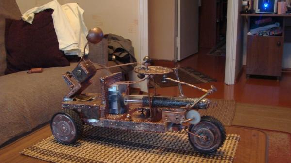 Двигатель Стирлинга (Фото 5)