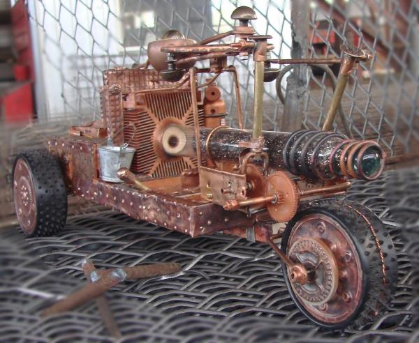 Двигатель Стирлинга (Фото 9)