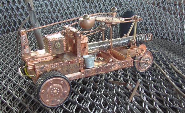 Двигатель Стирлинга (Фото 10)