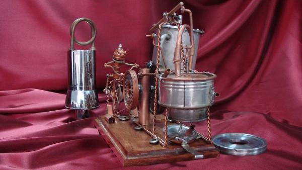 Двигатель Стирлинга Машинариум (Фото 4)