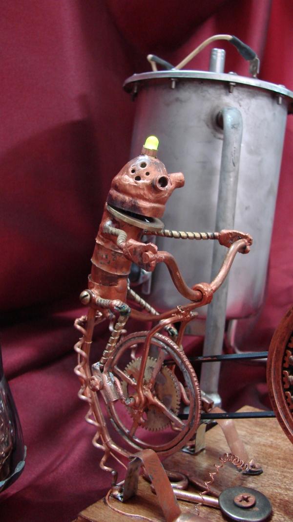 Двигатель Стирлинга Машинариум (Фото 7)
