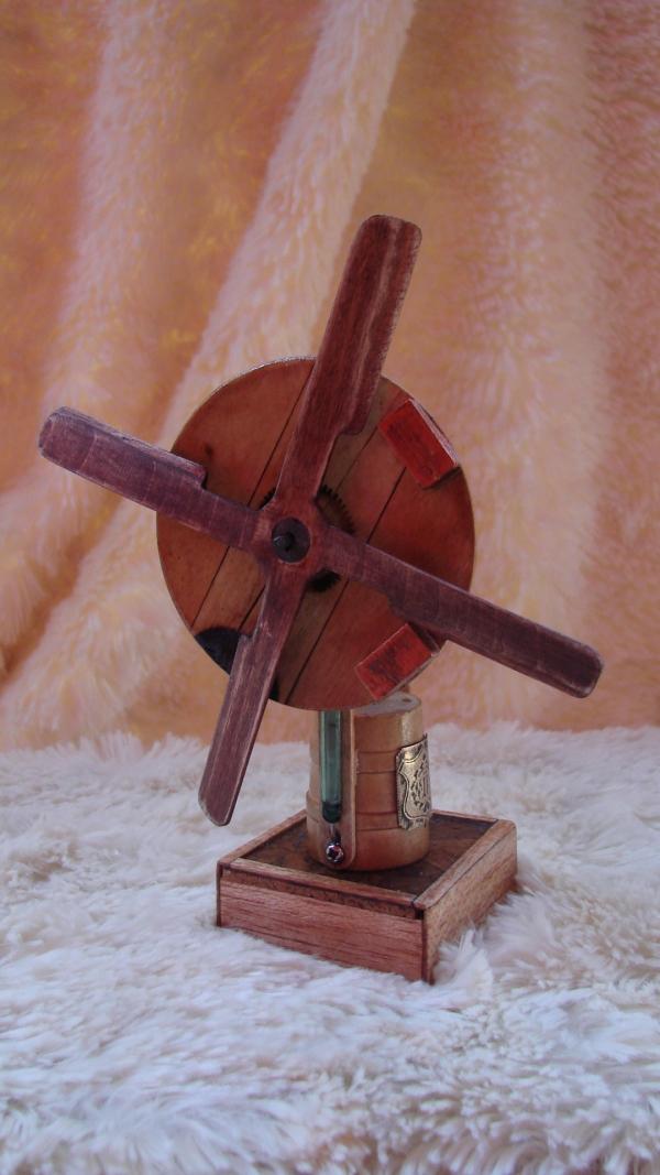 Вентиляторная крутилка на заре Электротехники (Фото 4)