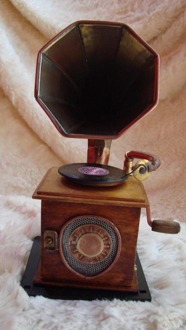 Граммофончик+MP3 Плеер (Фото 5)