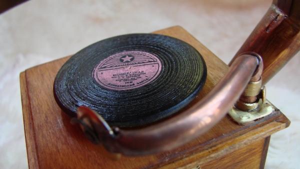 Граммофончик+MP3 Плеер (Фото 9)