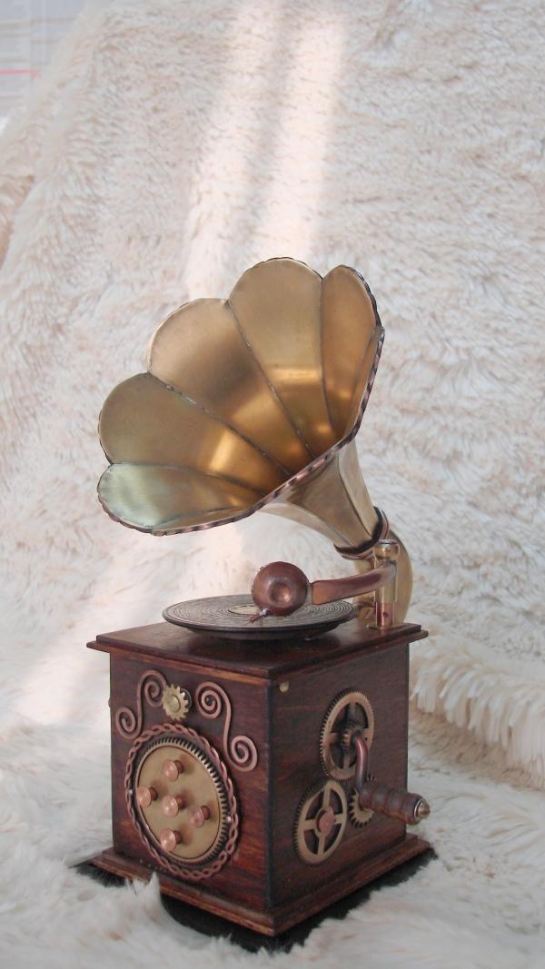 Граммофончик+MP3 Плеер номер два (Фото 2)
