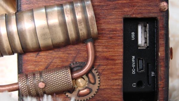 Граммофончик+MP3 Плеер номер два (Фото 10)