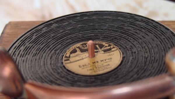 Граммофончик+MP3 Плеер номер два (Фото 8)