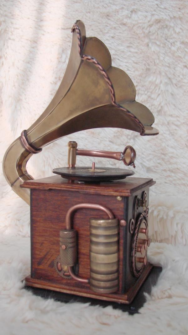Граммофончик+MP3 Плеер номер два (Фото 5)