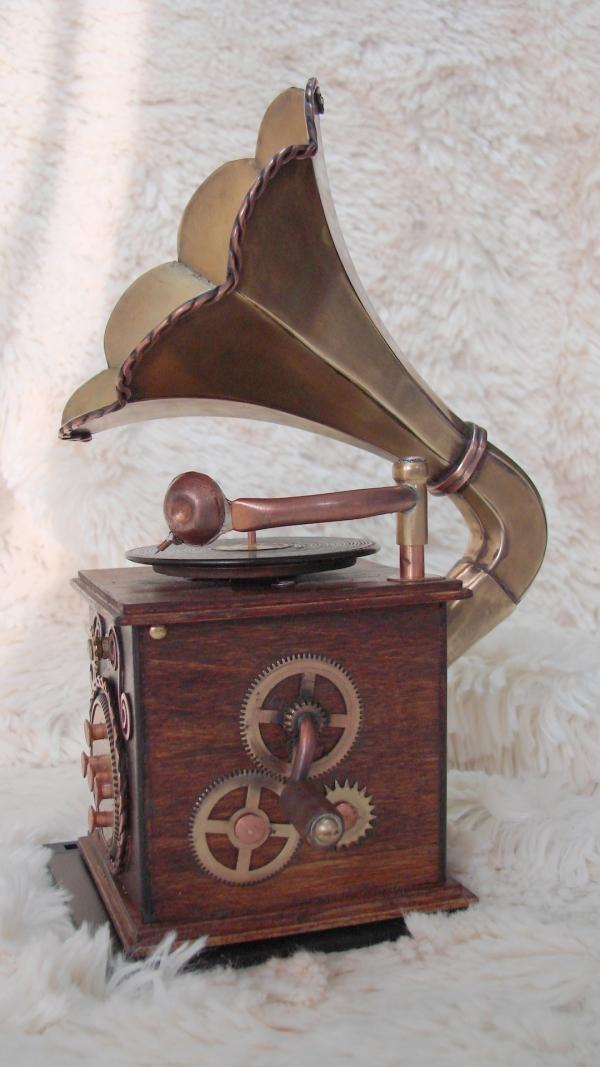 Граммофончик+MP3 Плеер номер два (Фото 4)