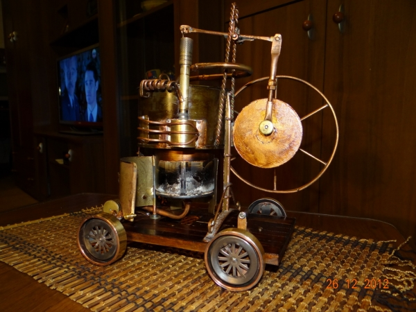 Орнитоптер Стирлинга (Фото 4)