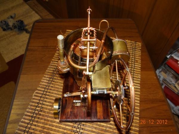 Орнитоптер Стирлинга (Фото 18)