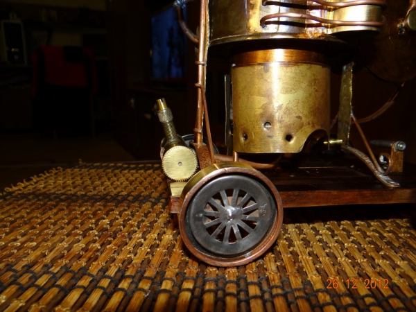 Орнитоптер Стирлинга (Фото 8)