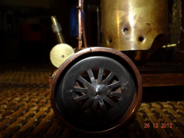 Орнитоптер Стирлинга (Фото 7)