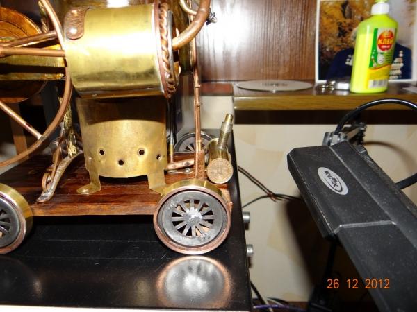Орнитоптер Стирлинга (Фото 20)