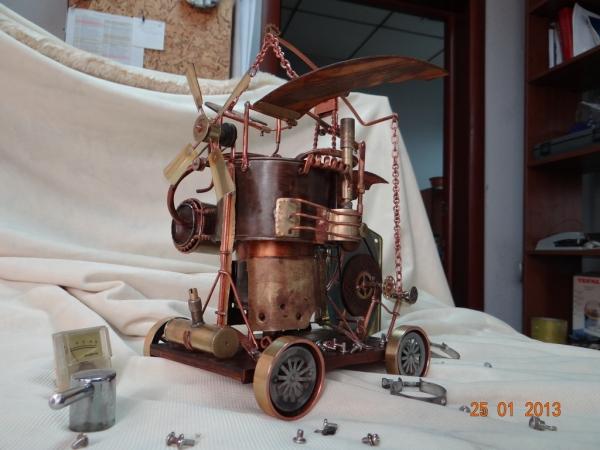 Орнитоптер Стирлинга (Фото 25)