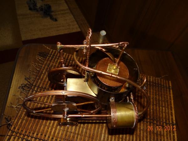 Орнитоптер Стирлинга (Фото 17)