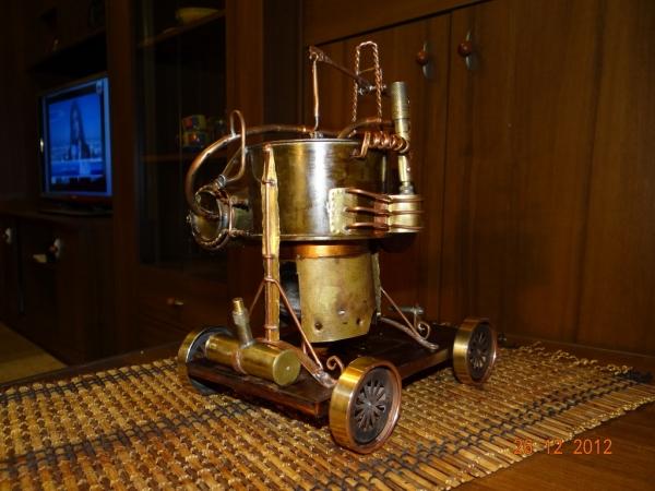 Орнитоптер Стирлинга (Фото 6)
