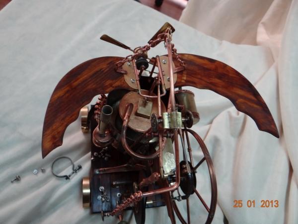 Орнитоптер Стирлинга (Фото 30)