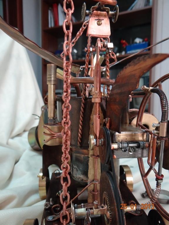 Орнитоптер Стирлинга (Фото 37)