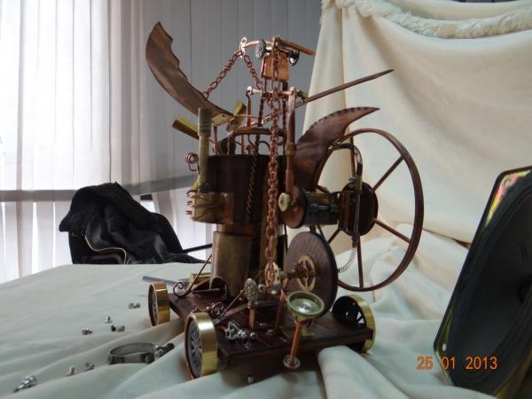 Орнитоптер Стирлинга (Фото 26)