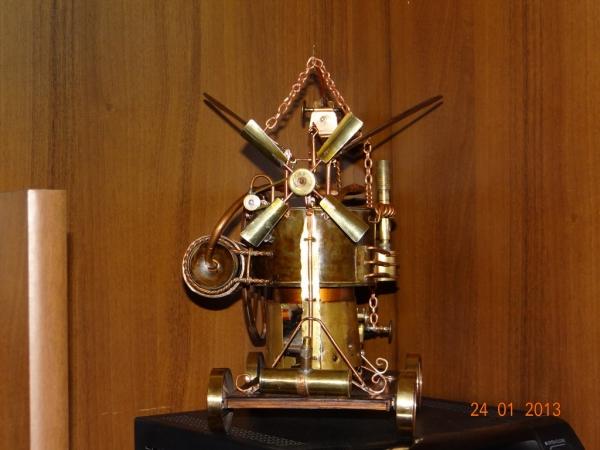 Орнитоптер Стирлинга (Фото 22)