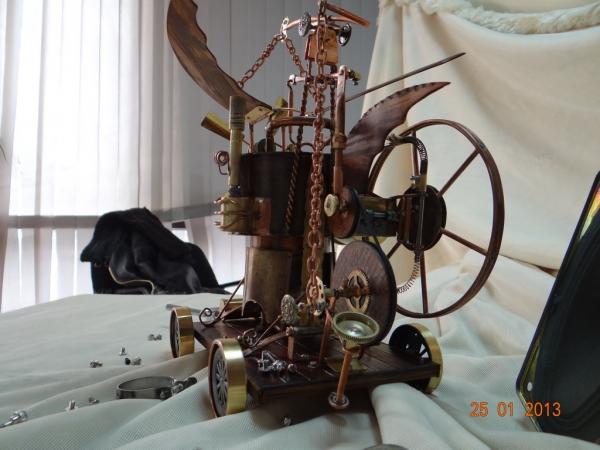 Орнитоптер Стирлинга (Фото 27)