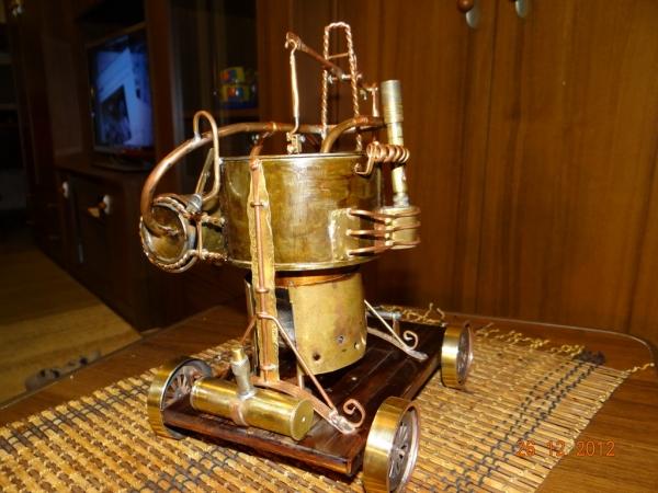 Орнитоптер Стирлинга (Фото 11)