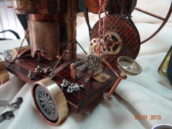 Орнитоптер Стирлинга (Фото 28)
